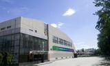 北体大室内马术馆